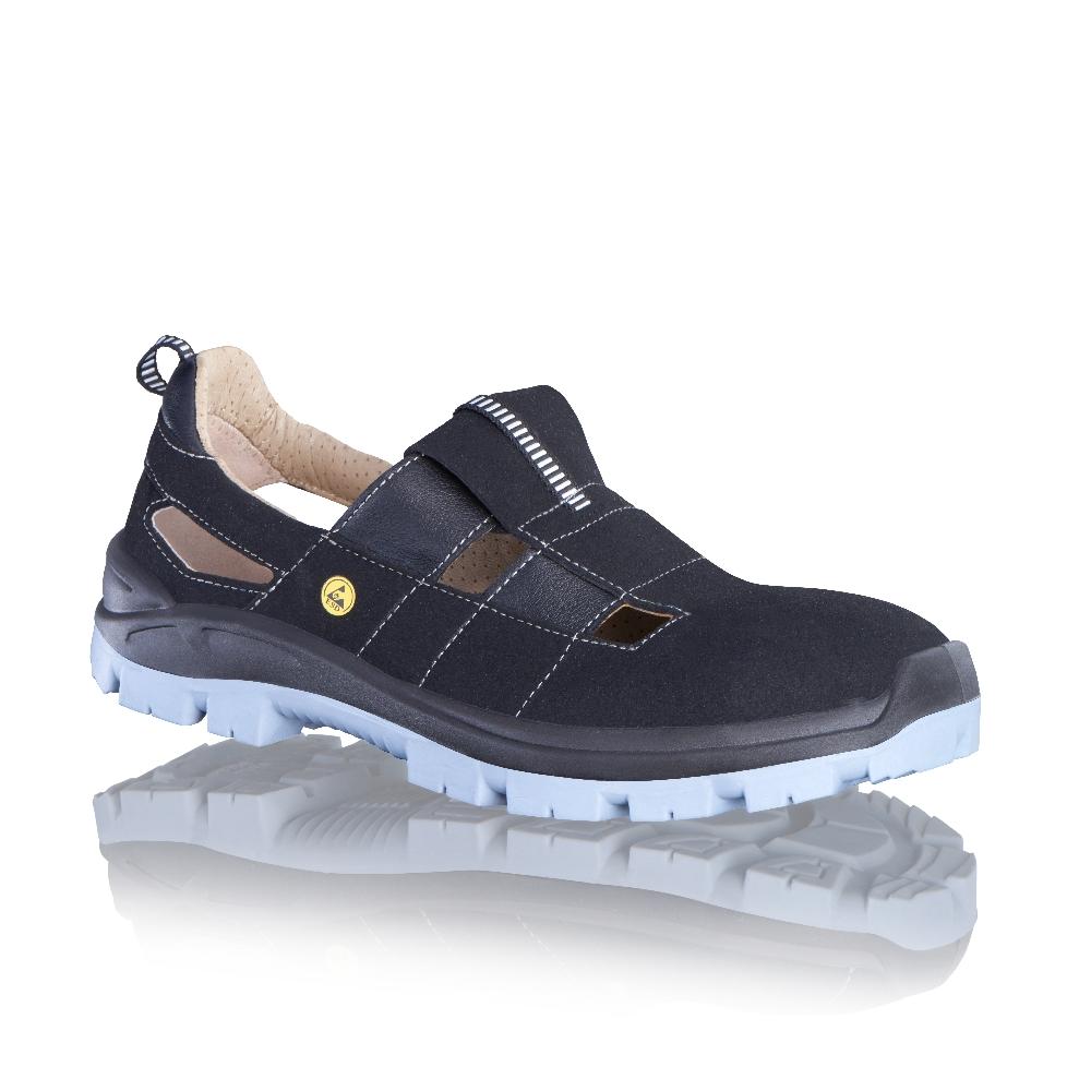 online store d1f26 c0e0a Herren Arbeitsschuhe / Sandale FEELING ESD HS S1