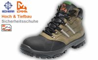 EMMA NESTOR Hoch & Tiefbau S3 Sicherheitsschuhe